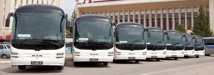автобусов и маршруток